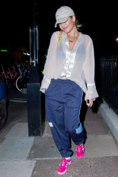 Rita Ora - Leaving a Recording Studio in London 09/12/2016