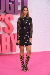 Rochelle Humes – 'Bridget Jones' Baby' Premiere in London 9/5/2016