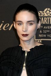 Rooney Mara - Cartier Fifth Avenue Mansion Reopening Party in New York City 9/7/2016