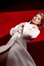 Rosamund Pike - Photoshoot for Dior Magazine, a/w 2016
