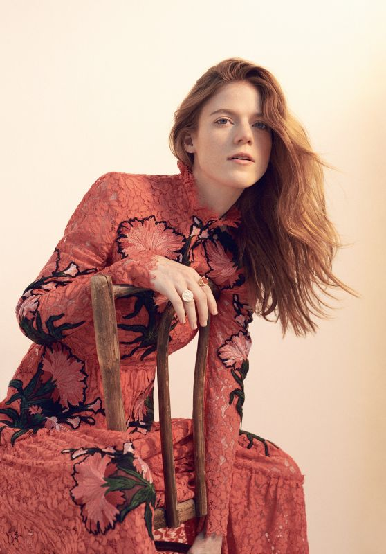 Rose Leslie - Stella Magazine - September 4, 2016