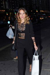 Rosie Fortescue - Bluebird Chelsea Re-Launch Party in London, UK 9/21/2016