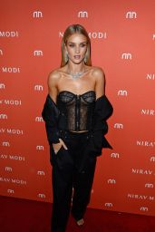 Rosie Huntington-Whiteley - The Nirav Modi Store Grand Opening 9/20/2016