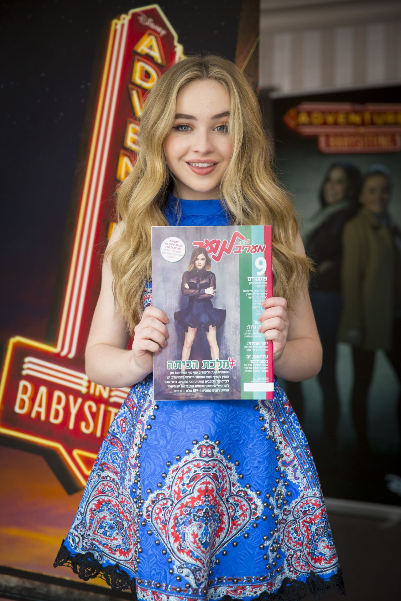 Sabrina Carpenter Photoshoot September 2016