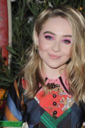 Sabrina Carpenter – Teen Vogue Young Hollywood Party in Los Angeles 09/23/2016