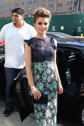 Sami Gayle - NYFW in New York City 9/13/2016