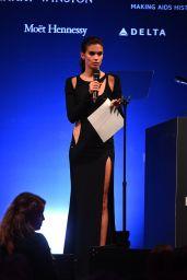 Sara Sampaio - amfAR Milano Gala in Milan 9/24/ 2016