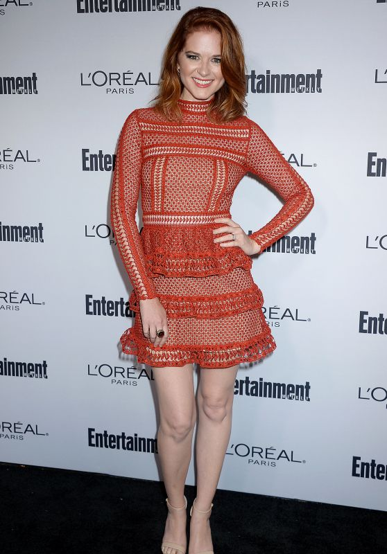 Sarah Drew – EW Hosts 2016 Pre-Emmy Party in Los Angeles 9/16/2016