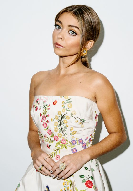 Sarah Hyland - InStyle Emmys 2016 Diary September 2016