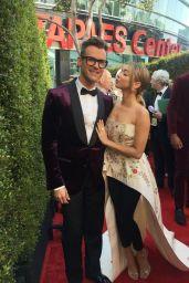 Sarah Hyland - InStyle Emmys 2016 Diary September 2016