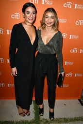 Sarah Hyland & Lea Michele -