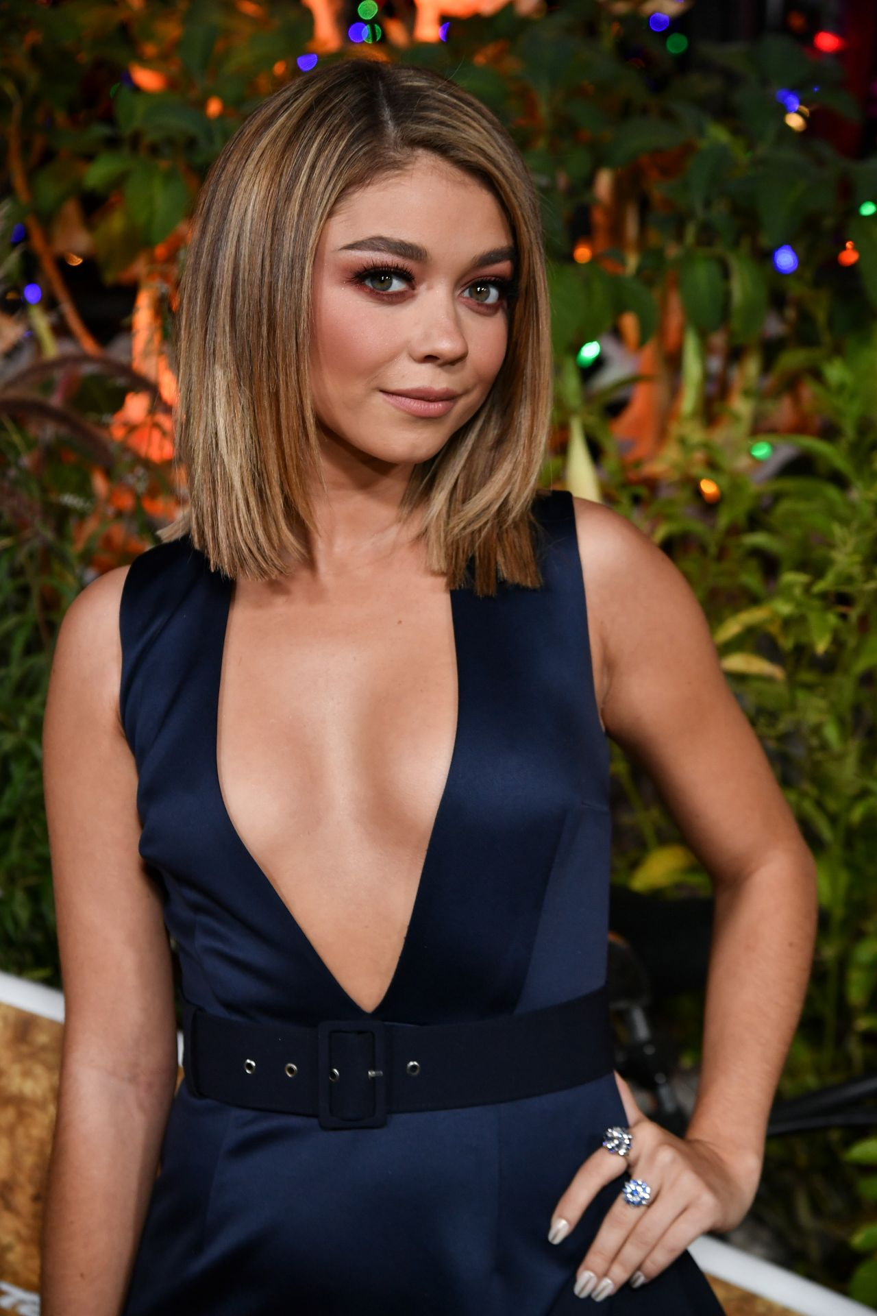 Sarah Hyland - Teen Vogue Young Hollywood Party In Los Angeles 09232016-3609