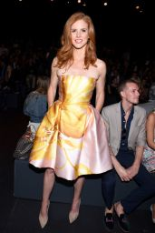 Sarah Rafferty - Dennis Basso Fashion Show at NYFW 09/13/2016