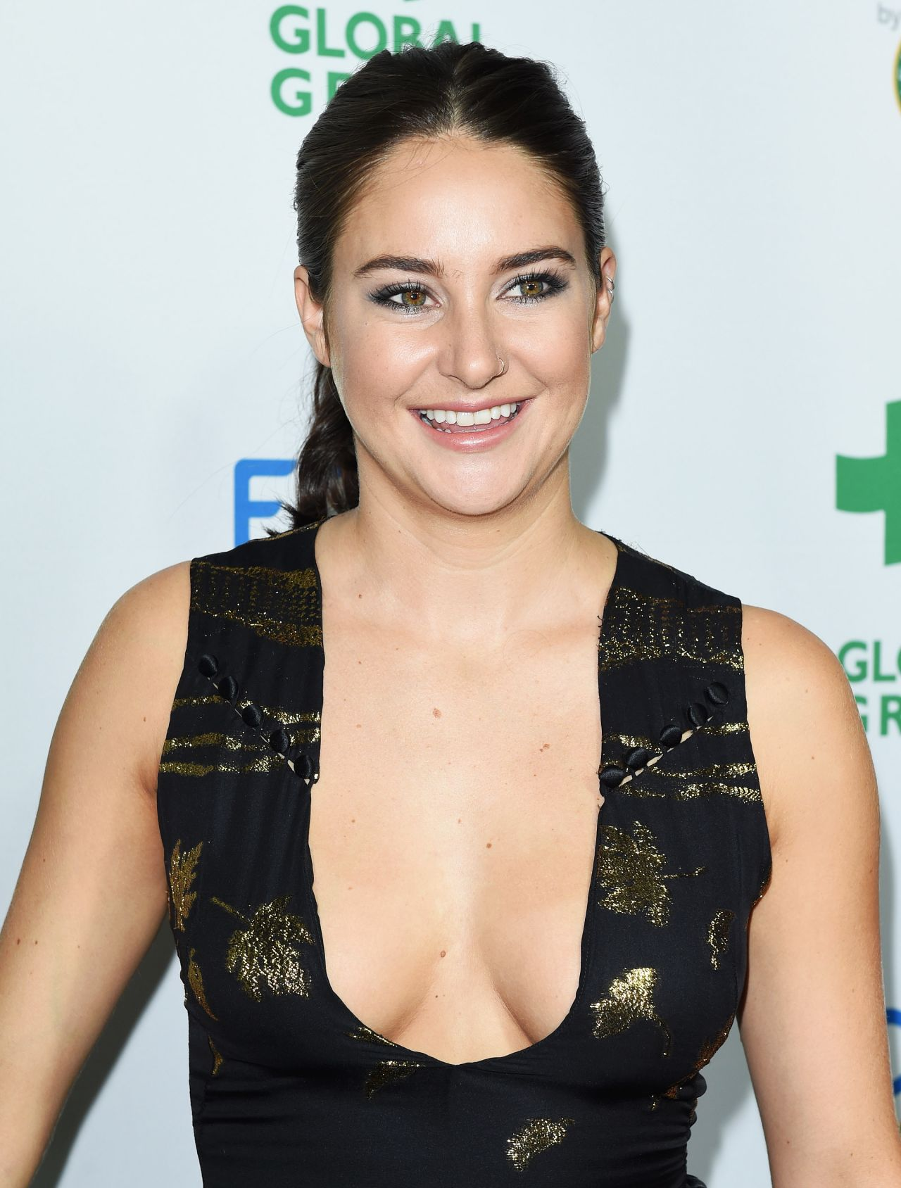 Shailene Woodley Global Green Environmental Awards In