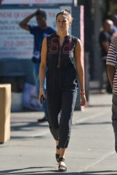 Shailene Woodley - Out in Downtown Manhattan 9/15/2016
