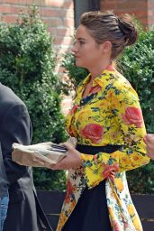 Shailene Woodley - Returning to Hotel in New York  09/13/2016