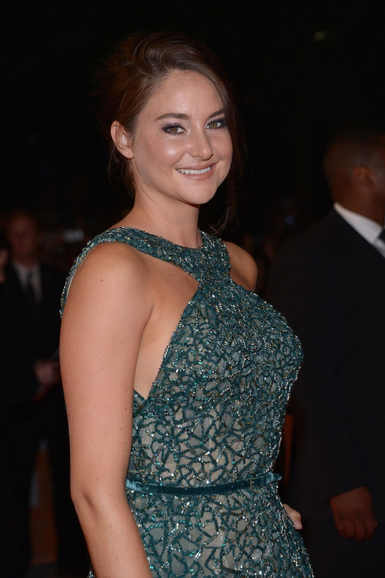 Shailene Woodley Snowden Premiere At The Tiff In