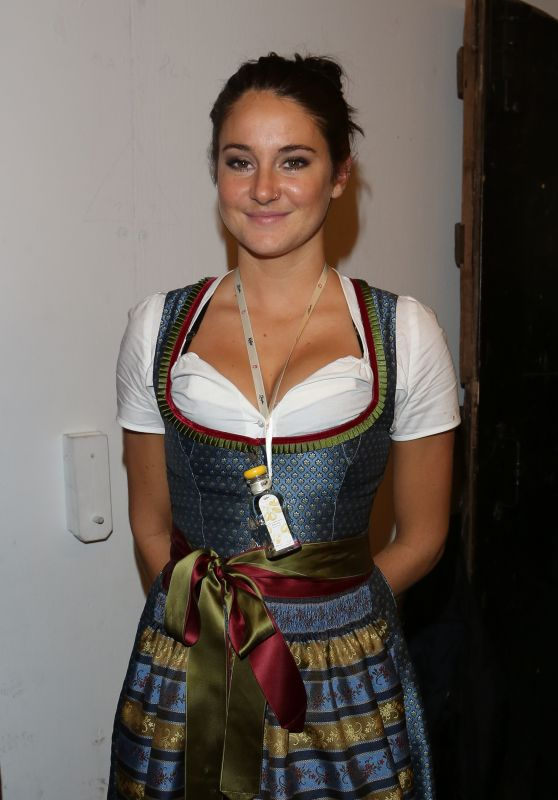 Shailene Woodley - With