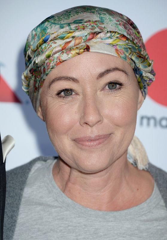 Shannen Doherty - 5th Biennial Stand Up To Cancer at Walt Disney Concert Hall in Los Angeles, CA 9/9/2016