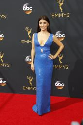 Shiri Appleby – 68th Annual Emmy Awards in Los Angeles 09/18/2016