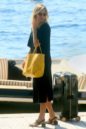 Sienna Miller - Departing After a Visit to Hotel du Cap at Eden Roc in Antibes, France 9/25/2016