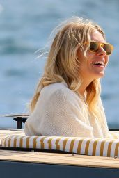 Sienna Miller - Visits Hotel du Cap at Eden Roc in Antibes, France, September 2016