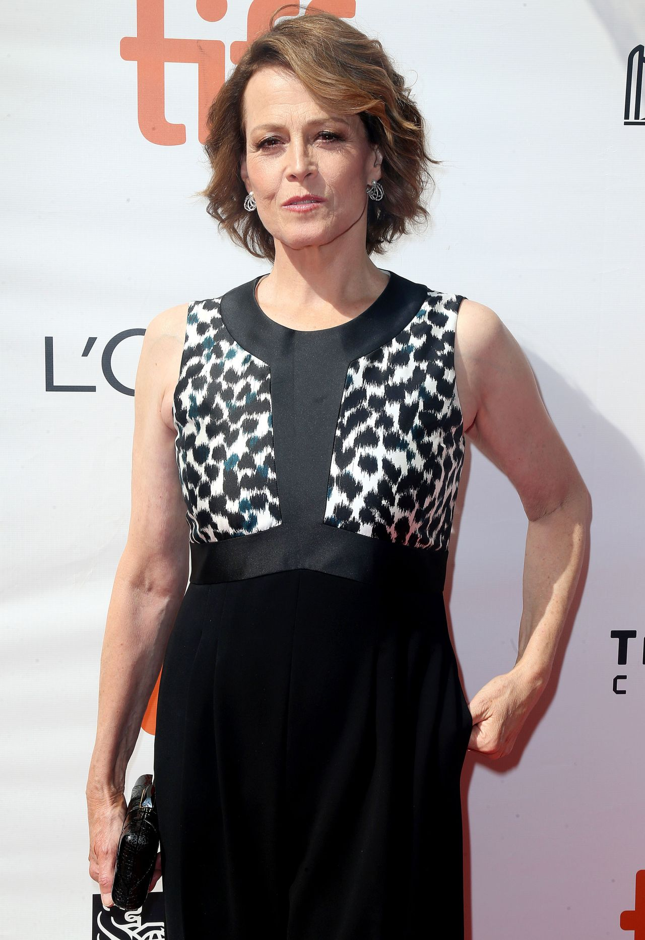 Sigourney Weaver Filmography And Biography On Movies Film: 'A Monster Calls' Premiere