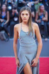 Sistine Rose Stallone – 'Hacksaw Ridge' Premiere – Venice Film Festival in Italy 09/04/2016