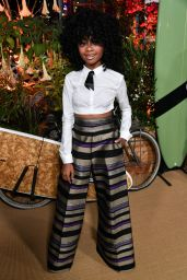 Skai Jackson – Teen Vogue Young Hollywood Party in Los Angeles 09/23/2016
