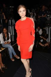 Skyler Samuels - Jeremy Packham Fashion Show in NY 9/12/2016