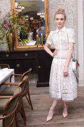 Skyler Samuels - W Magazine It Girl Luncheon in New York City 9/7/2016