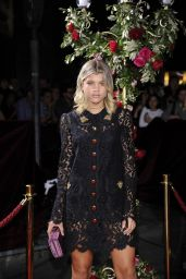 Sofia Richie – Dolce & Gabbana Boutique Opening Event at Milan Fashion Week 9/25/ 2016