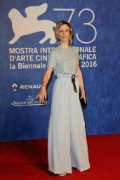 Sonia Bergamasco – 'Franca Chaos and Creation' Premiere at Venice International Film Festival 9/2/2016