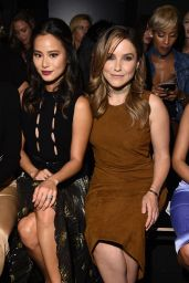 Sophia Bush - Cushnie Et Ochs Fashion Show - New York Fashion Week 9/9/2016