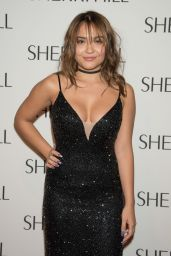 Stella Hudgens – Sherri Hill Show – 2017 S/S New York Fashion Week 09/12/2016