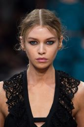 Stella Maxwell - Alberta Ferretti Show at Milan Fashion Week, September 2016