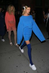Stella Maxwell - DKNY Fashion Show in New York City 09/13/2016