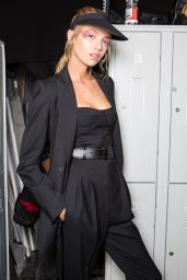 Stella Maxwell – MaxMara Show at Milan Fashion Week, September 2016