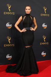Stephanie Corneliussen – 68th Annual Emmy Awards in Los Angeles 09/18/2016