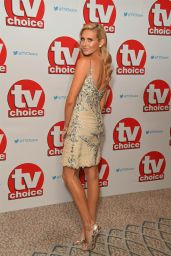 Stephanie Pratt – TV Choice Awards in London 9/5/2016