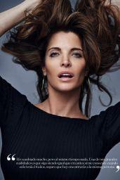 Stephanie Seymour - Elle Magazine España October 2016 Issue