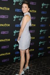 Sutton Foster – 'Younger' Season 3 and 'Impastor' Season 2 Premiere in New York Premiere 9/27/ 2016