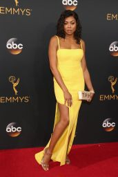 Taraji P. Henson – 68th Annual Emmy Awards in Los Angeles 09/18/2016