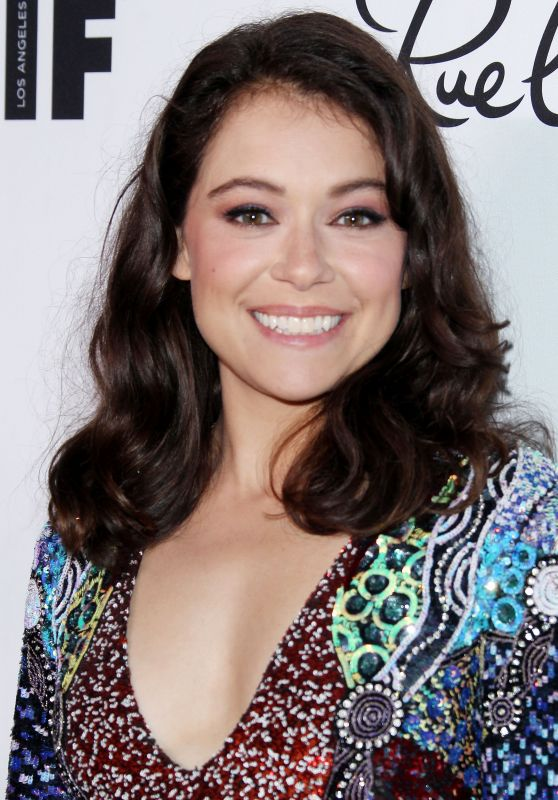 Tatiana Maslany – Variety And Women in Film Emmy Nominee Celebration in LA 9/16/2016