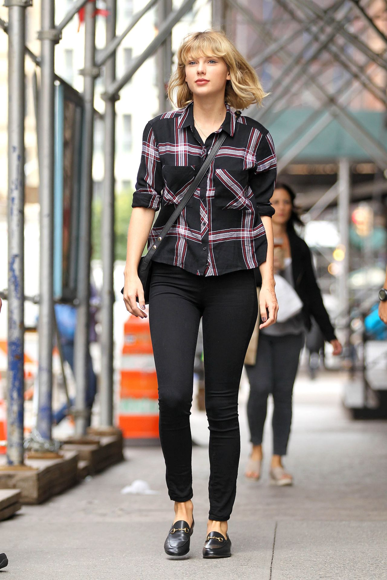 Taylor Swift Casual Style Tribeca Nyc 9 28 2016