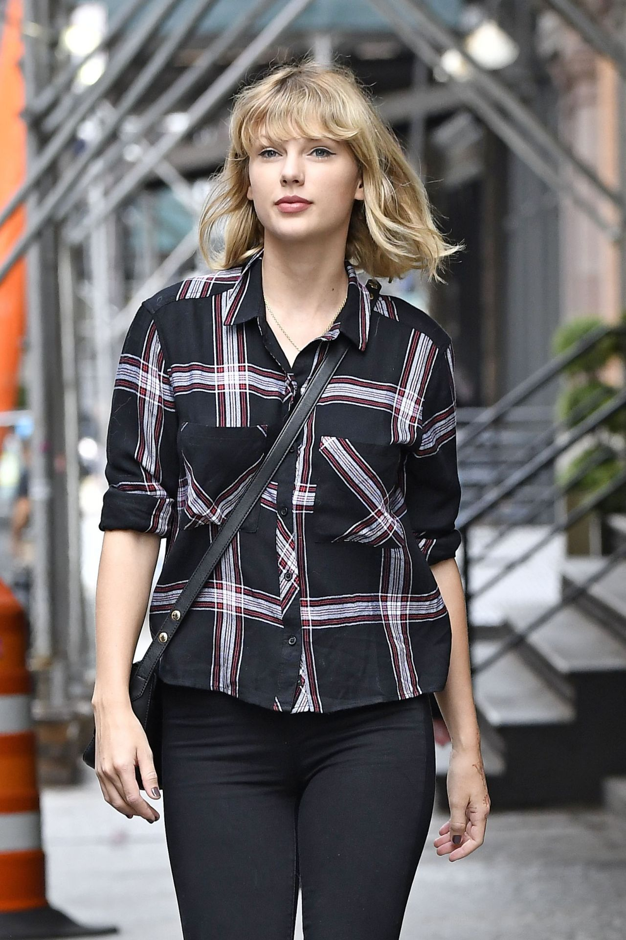 Taylor Swift Casual Style - Tribeca, NYC 9/28/ 2016 Taylor Swift