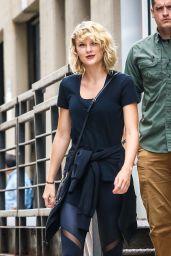 Taylor Swift Street Style - New York City, September 2016