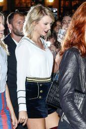 Taylor Swift - #TOMMYNOW Women's Fashion Show at New York Fashion Week 9/9/2016