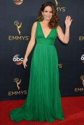 Tina Fey - 68th Annual Emmy Awards in Los Angeles 9/18/2016