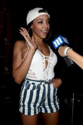 Tinashe – SoBe Celebrates 21st Birthday at SLS Hotel in Las Vegas 9/3/2016
